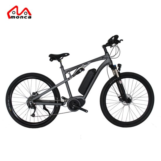 48V 350W Road Electric Bike with Aluminum Alloy Frame pictures & photos