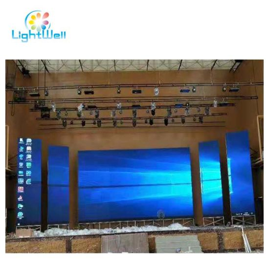 High Quality LED Sign Board 2121 SMD LED P4 P5 Indoor LED Display