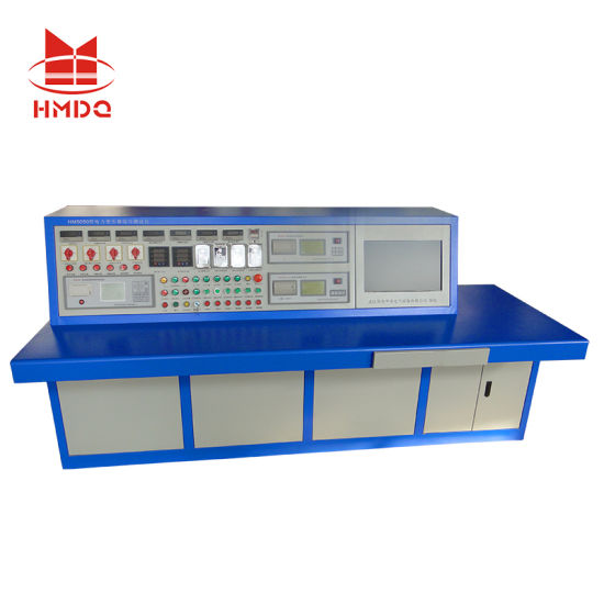China Automatic Transformer Comprehensive Test Bench for