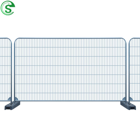 Hot Sale Heras Fencing Temp Fence for Crowd Control