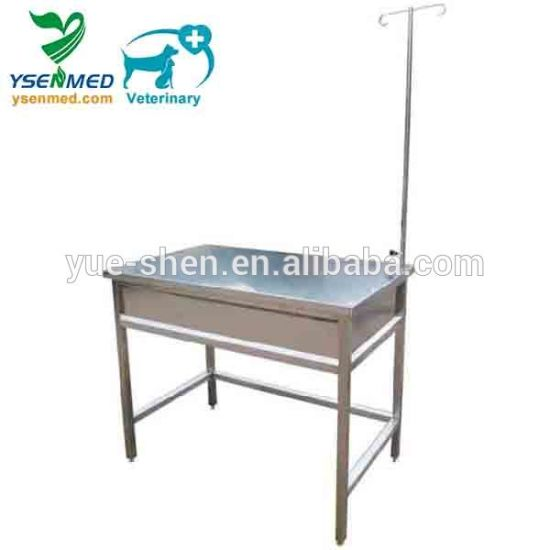 Medical Ysvet1101 Animal Et Infusion Table pictures & photos