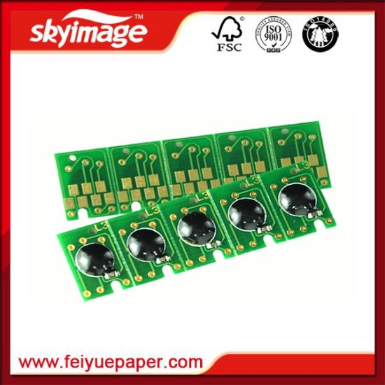 T7411-T7414 Replace Ink Chips for Epson F7200/7280/7080 Inkjet Printers