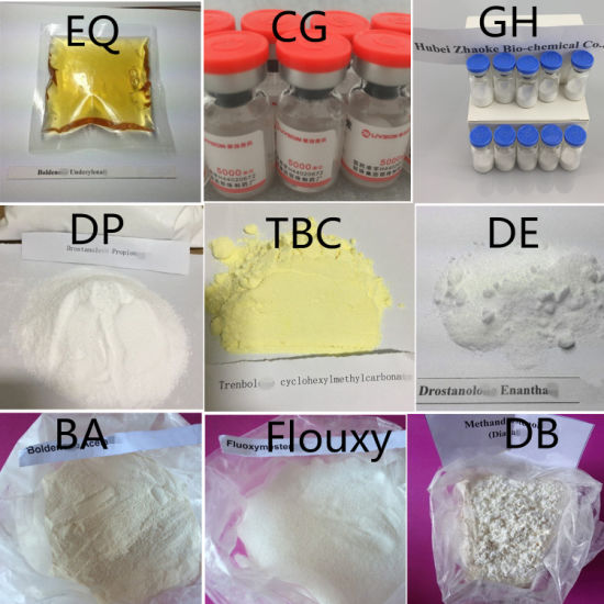 Lidocain Hydrochloride Anesthetic Drug Raw Powder pictures & photos