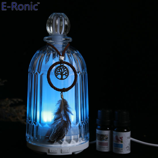 E-Ronic Glass Aroma Cool Mist Ultrasonic Humidifier pictures & photos
