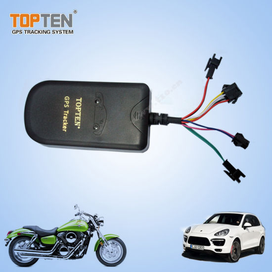 GPS Receiver Tracking Motorcycle and Vehicle (GT08-JU)