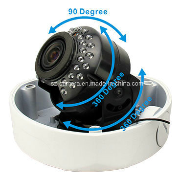 3MP WDR Dome Vandal-Proof Security CCTV Network IP Camera with Audio&Alarm pictures & photos
