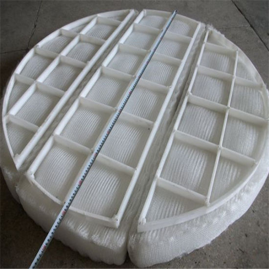 Sturdy Oil Demister Knitted Stainless Steel Wire Mesh