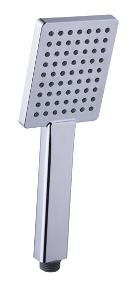 Square ABS Hand Held Single Function Shower
