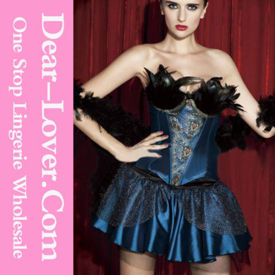 Newest Women Latex Sexy Corset Lingerie