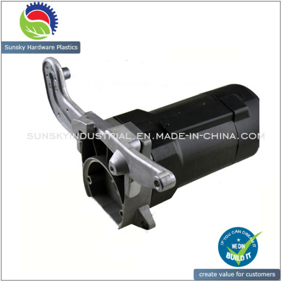 China Manufature High Quality Aluminium Die Casting Plastic Injection Mould