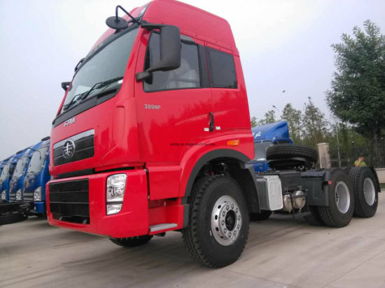 Jiefang J5 Truck FAW Rhd 6*4 Tractor Truck with 380HP Engine pictures & photos