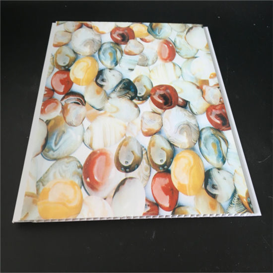 Interior Decoration PVC Ceiling Panel 6/7/8*250mm pictures & photos