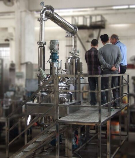 Jinzong Machinery 200L Polyester Resin Pilot Reactor Plant