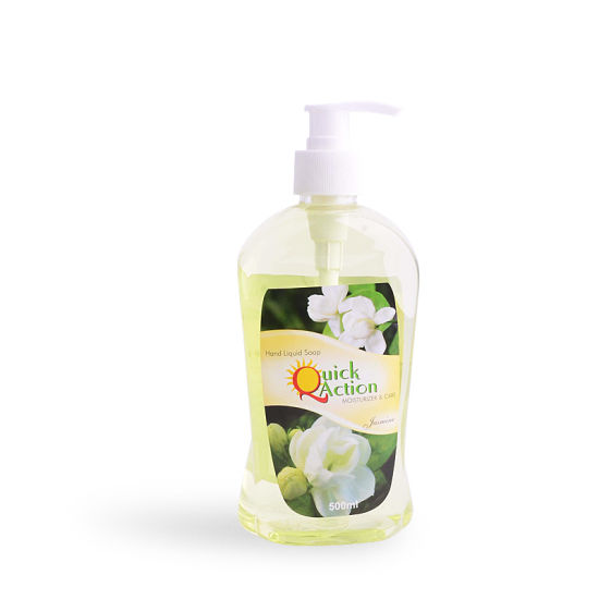 Natural Aloe Moisturizing Liquid Hand Soap for Hotel pictures & photos