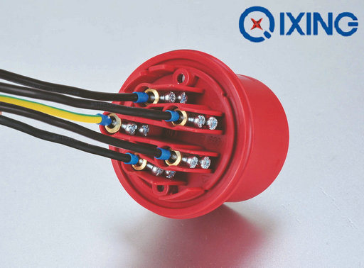 63A Three Phase Industrial Socket with CE Certification (QX1155) pictures & photos