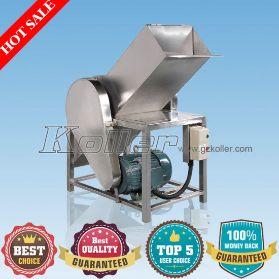 CE Approved Ice Crusher Machine 30tons/Day pictures & photos