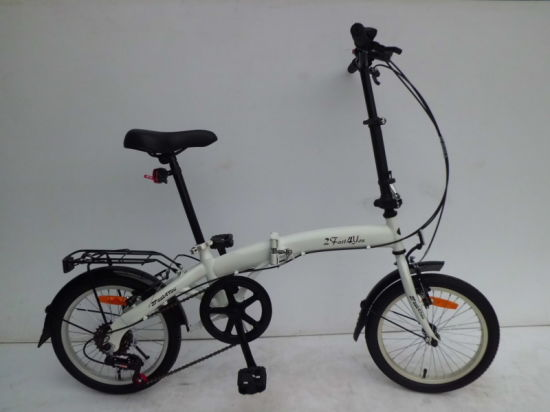 "16"" Steel Folding Bike / Bicycle (FD16)"