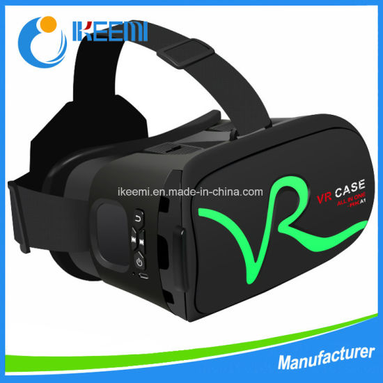 Bestseller 2017 Vr Box 3D Glasses, Enjoy Vr Cinema Glass Vr Box pictures & photos