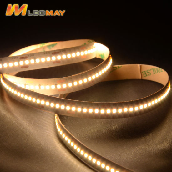 2216 CRI90 waterproof flexible LED strip light with Ce&RoHS