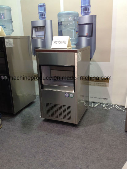 60kgs Automatic Control Self-Feed Ice Cube Machine pictures & photos