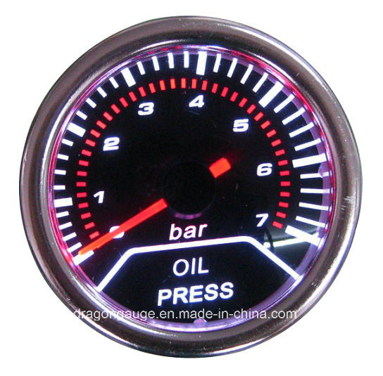 "2"" (52mm) Auto 20 LED Digital Oil Gauge pictures & photos"