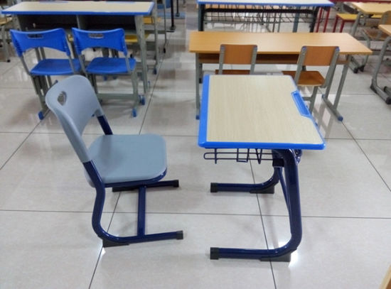 Lb-0214 School Furniture Student Desk for Sale pictures & photos