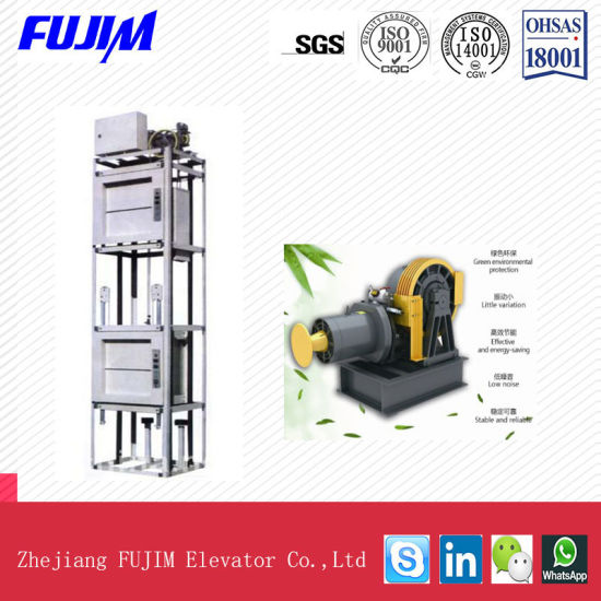 Mini Freight Elevator Dumbwaiter with 100~300kg Capacity pictures & photos