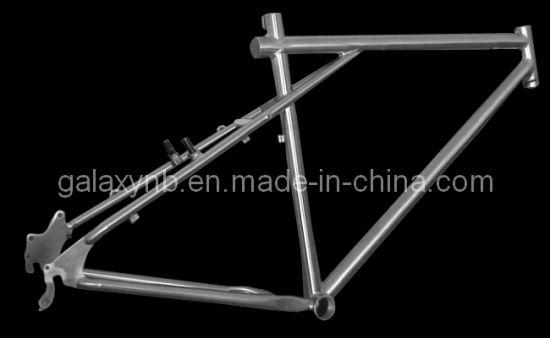 China Titanium Frame Parts For Mtb Bicycles China Titanium Bicycle