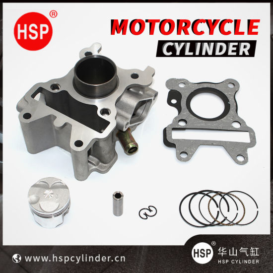 High Quality Motorcycle Parts Cylinder Block Kit for YAMAHA Vino50 3V50 OVETTO 4T