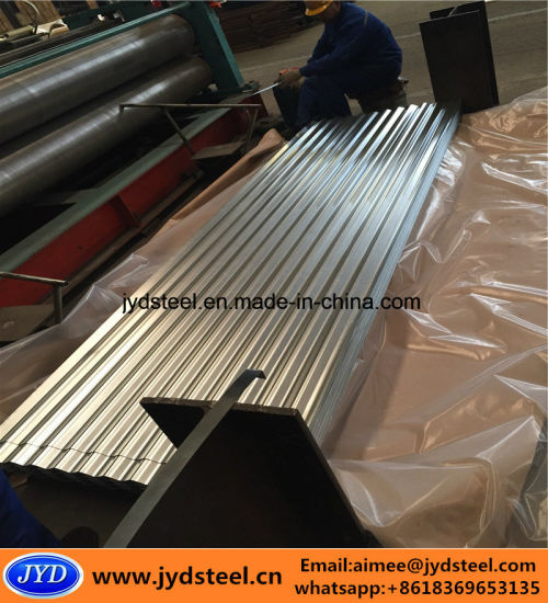 Corrugated Galvanized Steel Roof Tile pictures & photos