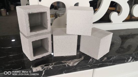 Aerated Concrete Lightweight Fly Ash Sand Based AAC Blocks