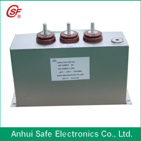 Self-Healing DC Filter Capacitor for Ship Drive Converter