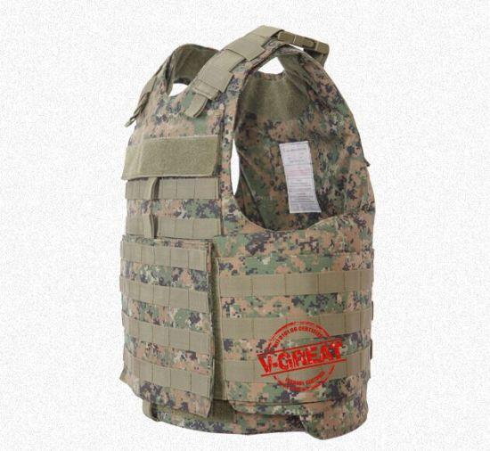 Bullet Proof Vest/Ballistic Vest /Full Protection Bodyarmor (V-PRO051)