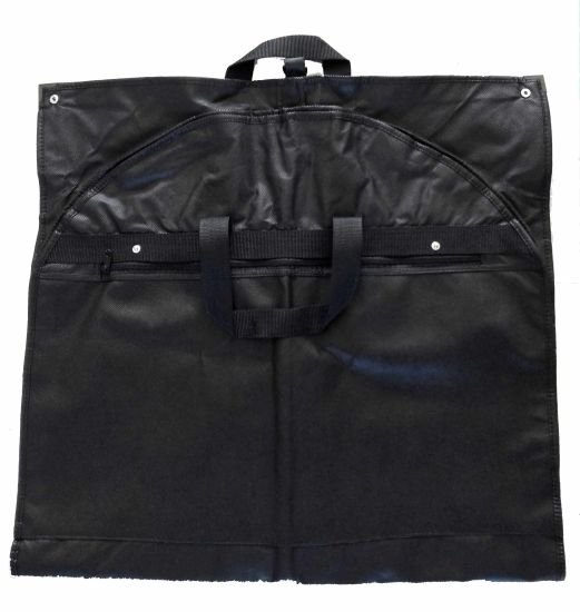 BSCI Certified Garment Bag, Made of Non Woven, Cotton, Polyester pictures & photos