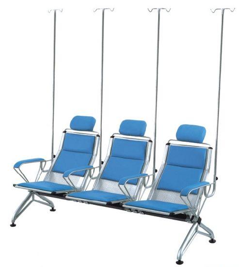 Comfortable Steel Hospital Infusion Chair Transfusion Chair with PU Cushion (YA-130)  sc 1 st  Foshan Yaqi Furniture Co. Ltd. & China Comfortable Steel Hospital Infusion Chair Transfusion Chair ...