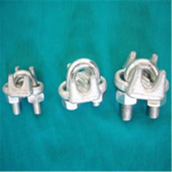 Wire Rope Clip Malleable Type a for Wire Rope Loop pictures & photos