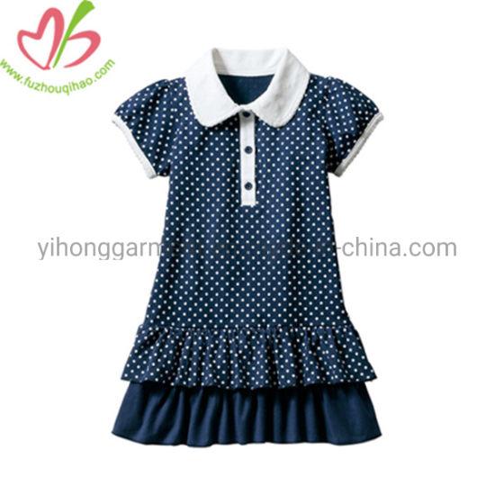 f5ccf8d952f1 China Latest Children Frocks Designs Stylish Blouse Models Girl ...