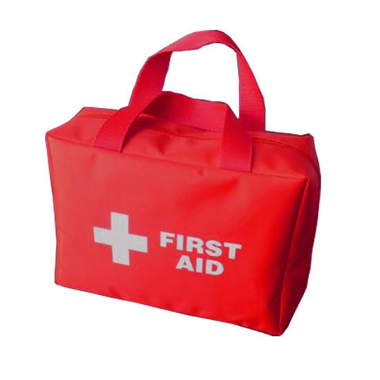 Ce, ISO, FDA Red Cross Team First Aid Kit # Kbg-A015