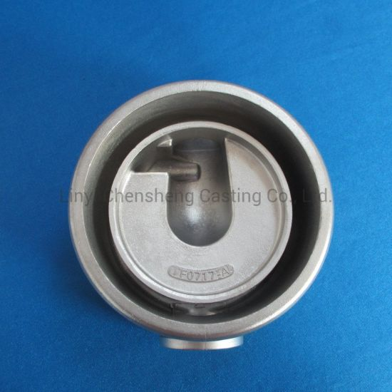 Stainless Steel High Precision Metal Casting Spare Parts Casting for Pump and Valve