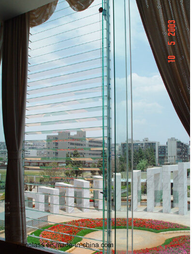 Laminated Glass Louvre with Ce SGCC Australian Certificate pictures & photos