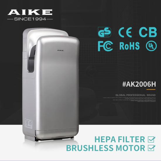 Dual Jet Automatic Sensor High Speed Hand Dryer pictures & photos
