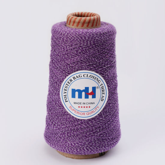 Wholesale of High Quality 100% Spun Polyester Bag Closing Thread pictures & photos