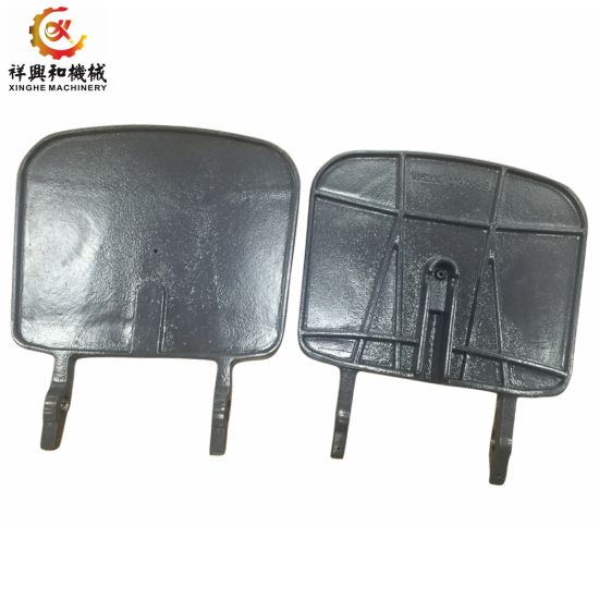 OEM Grey Iron Ht250 Sand Casting out Door Equipment with Painting