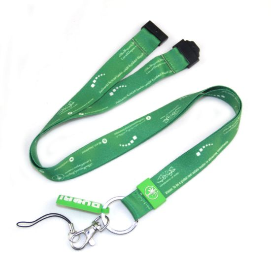 Wholesale Supply Custom Design Personalized Polyester Lanyards