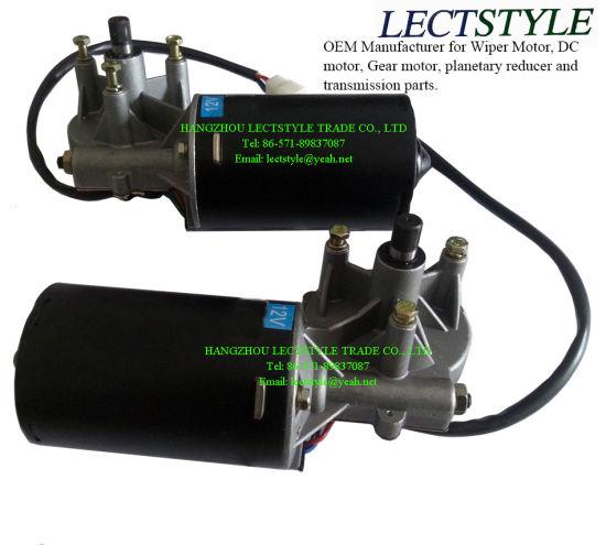Windshield Wiper Motor >> 12v 60w 80w 120w Electric Windshield Wiper Motor For Nissan Teana Or Mazda Car