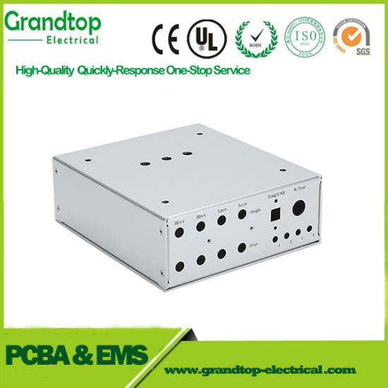 Outdoor IP66 IP65 Metal Electric Box Wall Mount Enclosures Cabinet Box  Stainless Steel Enclosure Switchgear