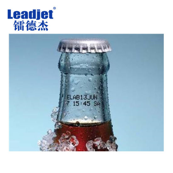 5 Lines Leadjet Brand Inkjet Date Code Printer pictures & photos