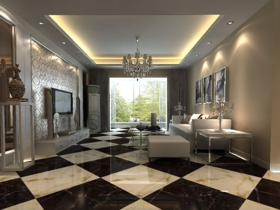 China Hotel Decoration Ceramic Wall Tile 20X40 Flooring Tiles for ...