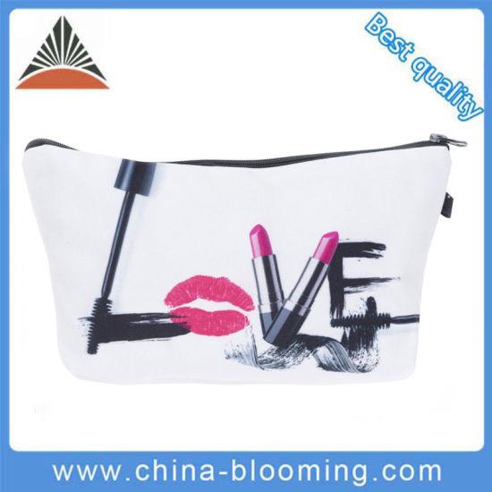 4f77b6eca33c China Fashion Printing Women Travel Funny Makeup Case Beauty ...