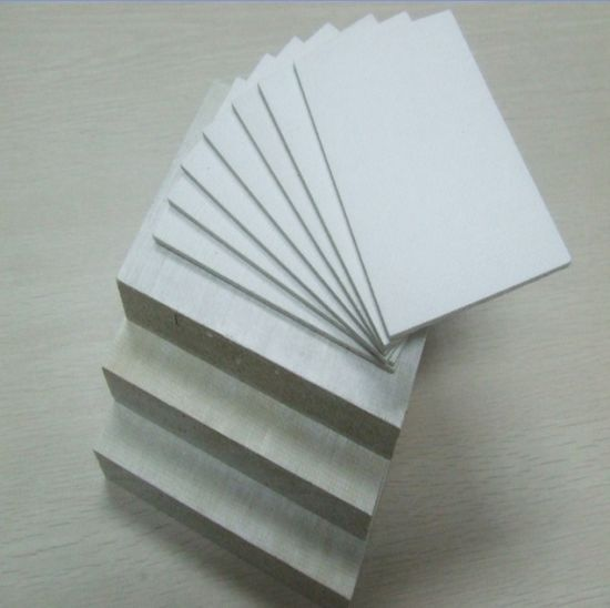 Heat Insulation MGO Board for Exterior Walls, Decorative Panels